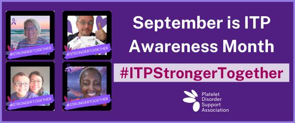 2021 ITP Awareness Month